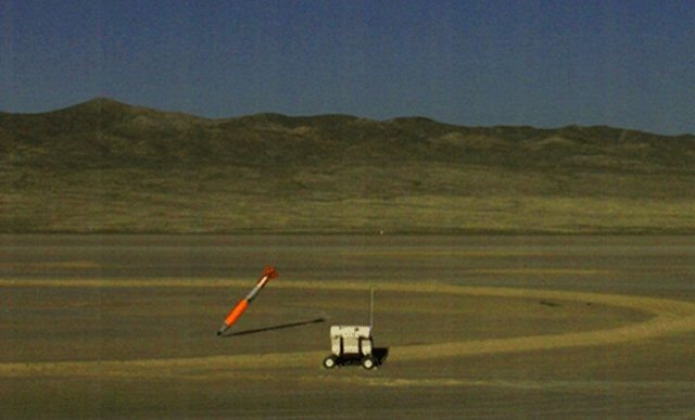 USAF achieves final development flight test of a B61 12 nuclear gravity bomb 640 002