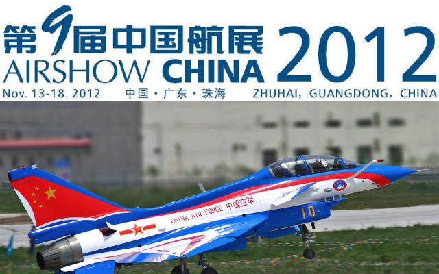 AirShow China 2012 pictures photos images video International Aviation Aerospace Exhibition Zhuhai Chinese global air force PLAAF People's Liberation Army Air Force