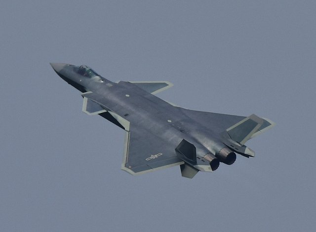 Airshow China Homegrown J 20 stealth fighter likely to make first public appearance 640 001