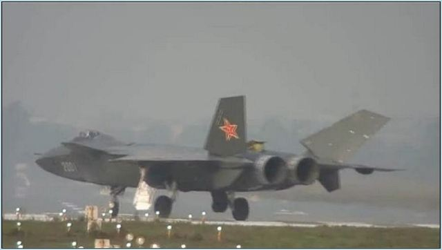 China continues flying test with its new generation of stealth fighter aircraft J-20. Some pictures unveiled on the web site of the Chinese press agency Xinhuanet show the J-20 which will be ready to take-off.