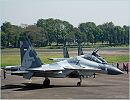 Sukhoi fighter jets from the Indonesian Air Force have successfully tested two types of bombs developed and built by domestic manufacturers, Indonesia's Tribunnews said on Friday 24, 2012.