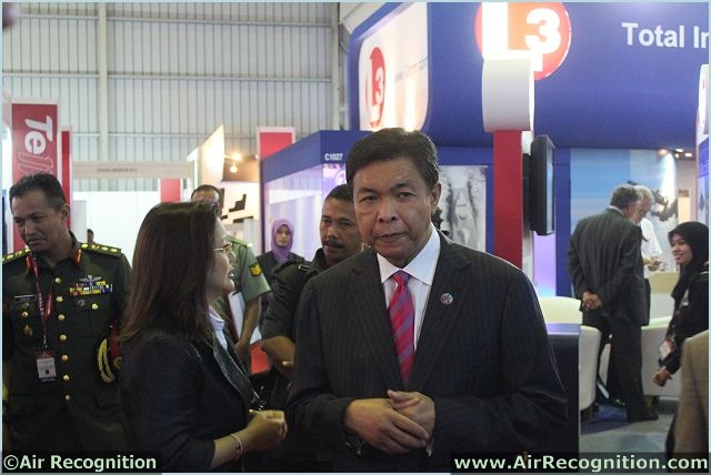 Defence Minister of Malaysia Datuk Seri Dr Ahmad Zahid Hamidi said today 24 deals involving defence assets and services worth RM4.2 billion (around 1 billion Euro) have been signed between the ministry, local and international defence firms, and the Pahang state government at the ongoing Langkawi International Maritime and Aerospace Exhibition, LIMA 2013.