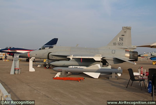 "The JF-17 Thunder is a light-weight, single-engine, multi-role combat aircraft developed jointly by the Pakistan Air Force, the Pakistan Aeronautical Complex (PAC) and the Chengdu Aircraft Industries Corporation (CAC) of China. Its designation ""JF-17 Thunder"" by Pakistan is short for ""Joint Fighter-17"", while the designation ""FC-1 Xiaolong"" by China means ""Fighter China-1 Fierce Dragon""."