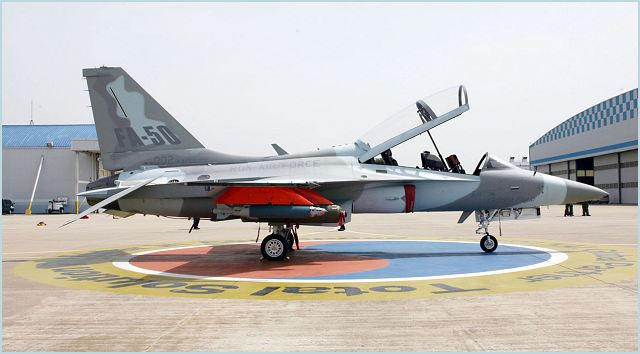 South Korea has placed a $600 million order with Korea Aerospace Industries (KAI) for 20 examples of the FA-50 attack variant of the T-50 advanced jet trainer. KAI said that under the deal it will deliver the aircraft from 2013 to 2014. Seoul could acquire a total of 60 to 150 FA-50s to replace its fleet of more than 150 Northrop F-5s.