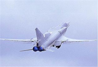 Tu-22M3 Tu-22 Tupolev Backfire C bomber aircraft technical data sheet specifications intelligence description information identification pictures photos images video Russia Russian Air Force aviation air defence industry military technology