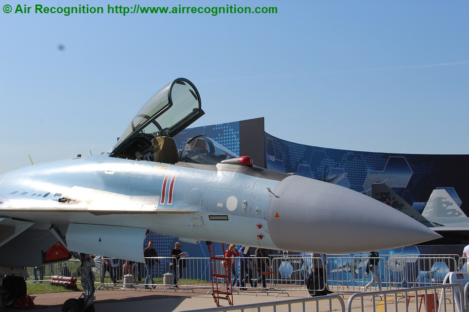 MAKS 2019 Russia and Indonesia discuss Su 35 supply details