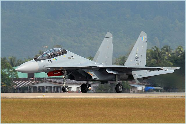 The Malaysian defense ministry plans to buy 18 Russian Su-30MKM fighters fit to carry Russian-Indian BrahMos supersonic cruise missiles, the Izvestia daily said on Tuesday, November 15, 2011.