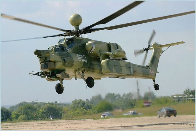 The Russian Defense Ministry will procure up to 60 Mi-28UB helicopters to improve the training of pilots for Mi-28N gunships, the Air Force commander said. The Mi-28UB is a combat training variant of the Mi-28N Night Hunter attack helicopter that can be operated both from the pilot's cockpit and the flight instructor's cockpit as it is equipped with a dual hydromechanical flight control system..