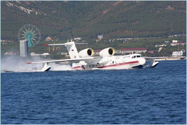 "The Russian Defense Ministry has signed a contract with the Beriev Aircraft Company for the purchase of six Beriev Be-200 amphibious planes, Russia's United Aircraft Corporation (UAC) said on Friday. ""The contract is worth 8.4 billion rubles [$268 million],"" UAC said in a statement."
