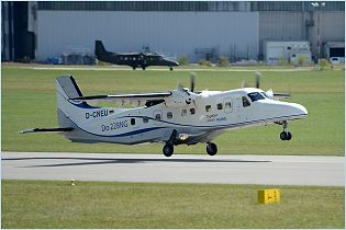 Dornier 228-212 NG New Generation Short Take-Off and Landing STOL multirole aircraft technical data sheet specifications intelligence description information identification pictures photos images video Switzerland Swiss Air Force aviation aerospace defence industry technology