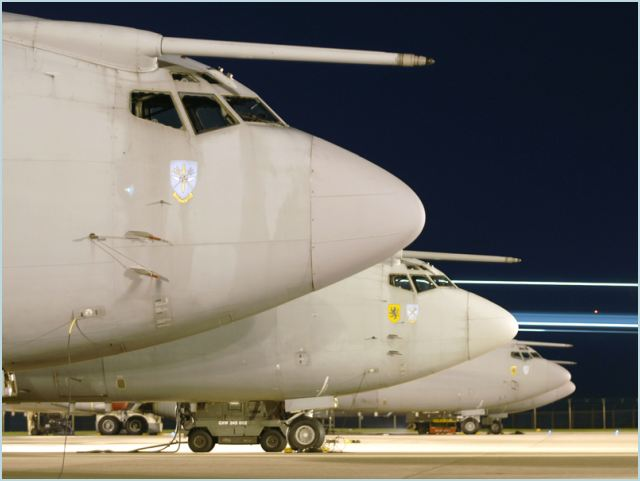 Northrop Grumman Corporation has designed, developed, integrated and fielded a Mode S upgrade to the Identification Friend or Foe (IFF) interrogator for the Sentry E-3D Airborne Warning and Control System (AWACS) fleet based at Royal Air Force Waddington.