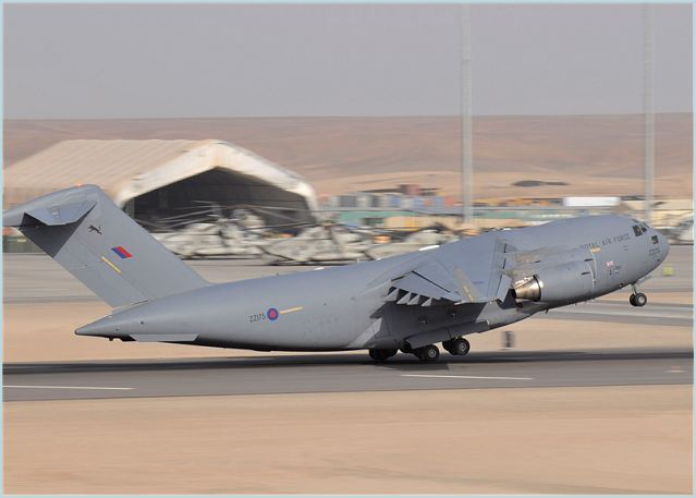 British Prime Minister David Cameron has today announced that the MOD is to order an additional C-17 Globemaster, taking the number of aircraft in the RAF's fleet to eight.