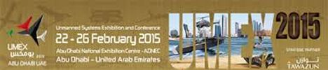 UMEX 2015 news visitors exhibitors information International Defence Exhibition Abu Dhabi United Arab Emirates army military defense industry technology