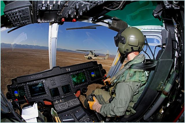 Northrop Grumman Corporation's (NYSE:NOC) Integrated Avionics System played a key role in preparing the AH-1Z helicopter for its first operational deployment, marking the initial opportunity for the AH-1Z and UH-1Y helicopters to work together as a team.