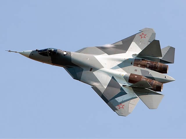 Speaking to RIA Novosti a representative from the delegation going to Peru and Brazil declared that Russai will propose its fifth generation jet fighter to Brazil. This agreement will include a joint production of the Sukhoi T-50 PAK-FA.