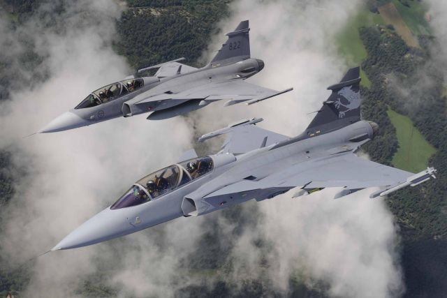 According to the Wall Street Journal, Saab AB's deal to sell Gripen NG jets to Brazil could more than triple to eventually include the purchase of over 100 aircraft before the country has satisfied its demand for combat planes, a senior Brazilian military officer said Tuesday, November 18.
