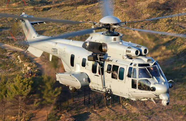 The airborne capabilities of Thailand's air force and navy will be significantly enhanced with the acquisition of two mission-ready Airbus Helicopters rotorcraft types: the light-utility EC645 T2 and the 11-ton-class EC725.