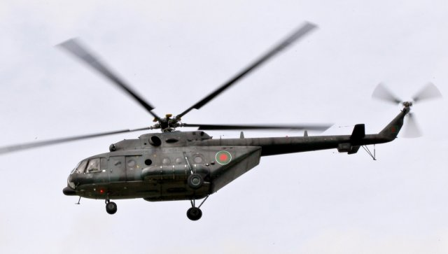 Bangladesh takes delivery of five Mi 171Sh multirole helicopters 640 001