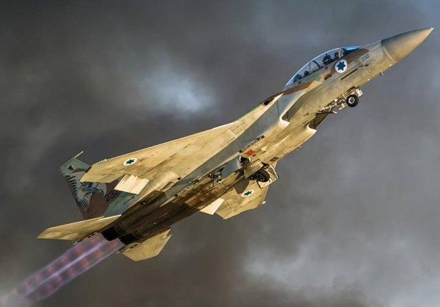 Elbit Systems to equip Israeli Air Force aircraft with new Electronic Warfare systems 640 001