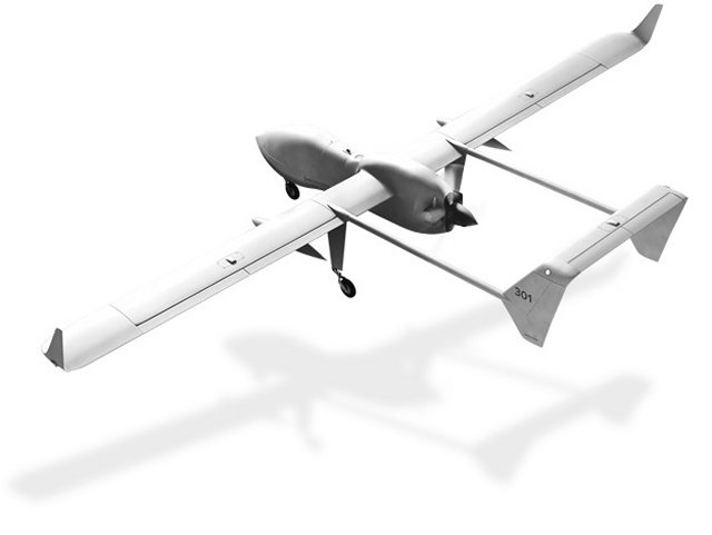 Saab and UMS Aero form strategic partnership to market unmanned aerial vehicles 640 001