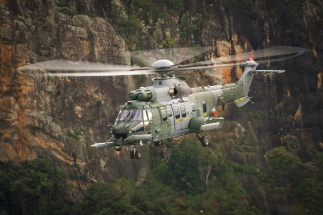 Three more H225M tactical multirole helicopters delivered to Brazil s Armed Forces 640 001