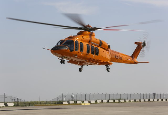 Bell Helicopter, part of Textron Inc. company, announced on July 1st, 2015, the successful first flight of the Bell 525 Relentless. The maiden flight of the super-medium helicopter took place at the company's aircraft assembly center in Amarillo, Texas.