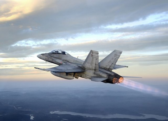 Canada to start a new fighter competition programme 640 001