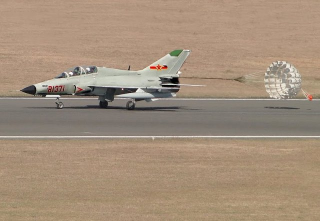 Chinese Air Forc s cadets start training on JL 9 trainer and light attack aircraft 640 001