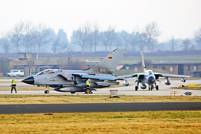 Germany to build permanent infrastructure at Incirlik AFB 640 001