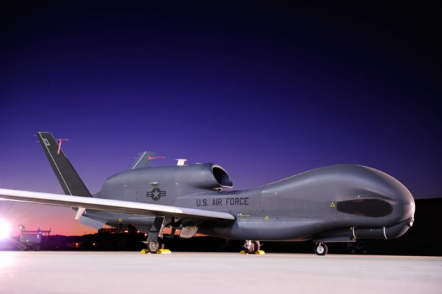 South Korean companies delivered first components for country s Global Hawk program 640 001