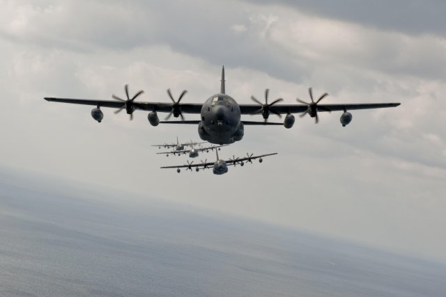 Lockheed lands a 287mn USAF contract for additional C 130J airlifters 640 001