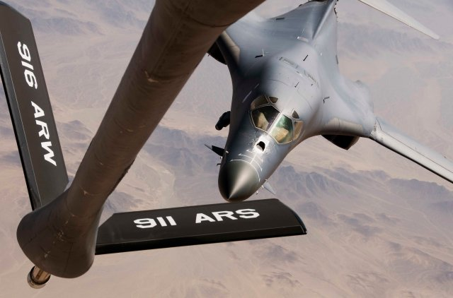 USAF to deploy B 1B bombers to Guam for the first time since 2006 640 001