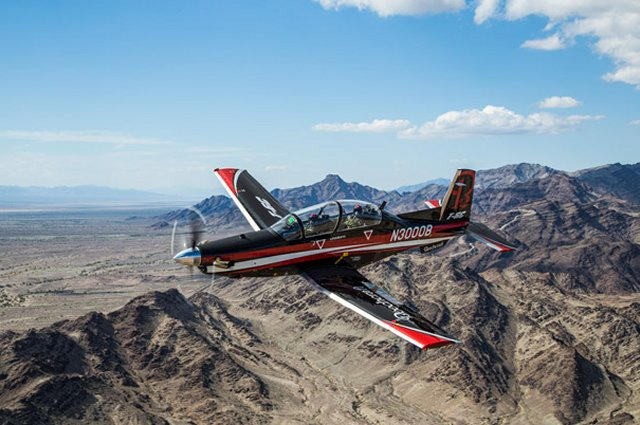 US oks a possible 300mn FMS from Argentina for 24 T 6C Texan aircraf 640 001