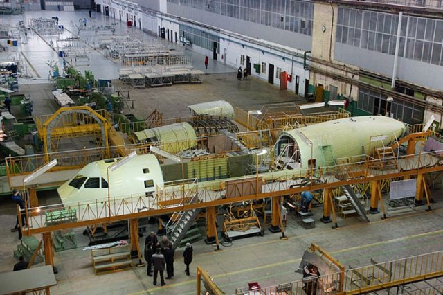 Ilyushin to sign contract for Il 112V airlifter development batch in 2017 640 001
