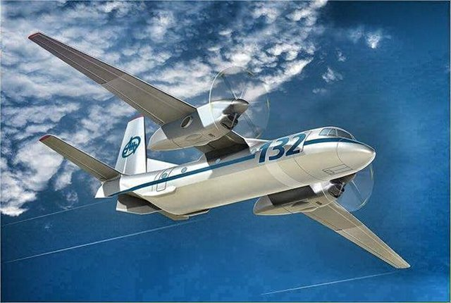 Antonov and Taqnia ink deal for the-production of An 132 airlifters in Saudi Arabia 640 001