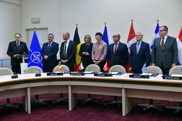 Eight NATO partners to cooperate for precision guided munitions common acquisition 640 001