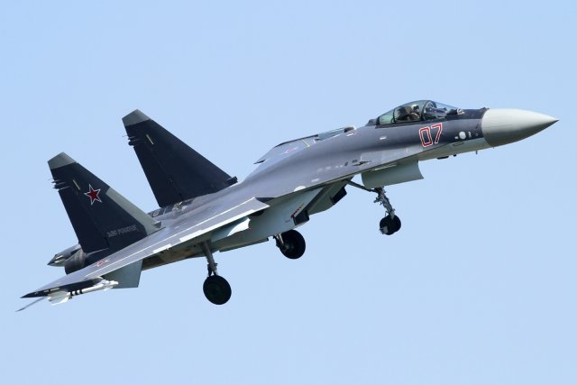 Indonesia defense minister to sign Su 35 fighter jets deal next month 640 001