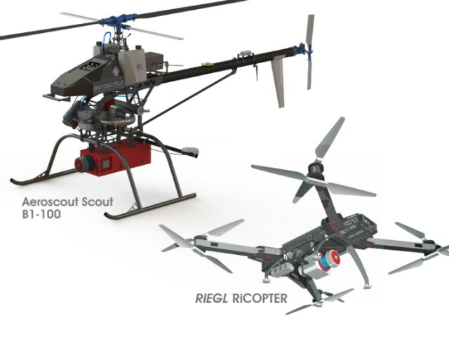 RIEGL and Aeroscout form strategic partnership for UAV productio 640 001