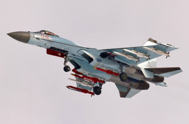 Russian fighter jets in Syria received new RVV AE medium range air to air missiles 640 001