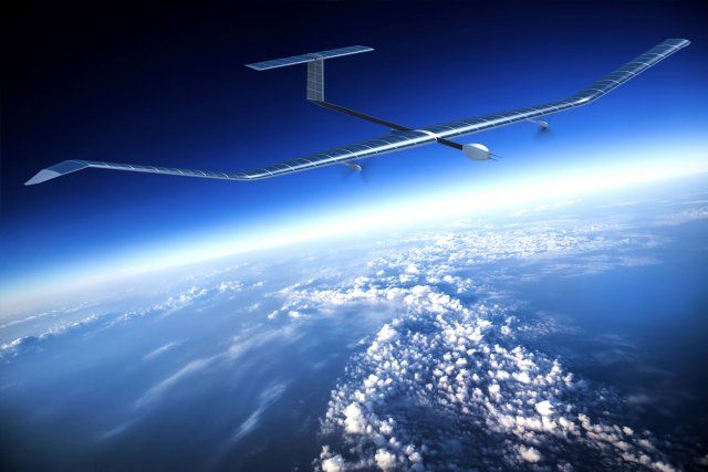 UK orders two Airbus Zephyr 8s solar powered high altitude pseudo satellite craft 640 001