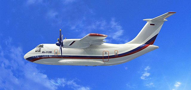 Voronezh Aircraft to get first parts Il 112V light military airlifter in April 640 001