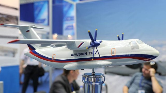 Aviastar SP starts production of Il 112V light military airlifter s first components 640 001