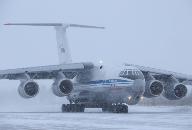 Russian Air Force s new regiment in Ulyanovsk to receive 30 Il 76MD 90A military airlifter 640 001