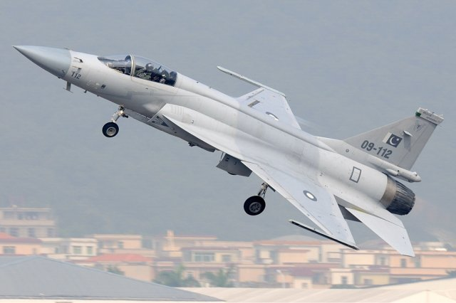 Sri Lanka and Pakistan reportedly signed MoU for the sale of eight JF 17 Thunder 640 001