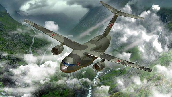 Ilyushin resumes Il 14 medium airlifter development with its own funds 640 001