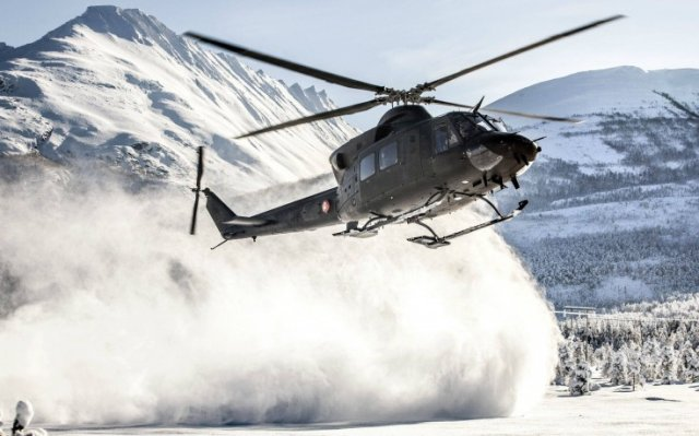 Bell Helicopter introduces new Bell 412HP upgrade kit 640 001