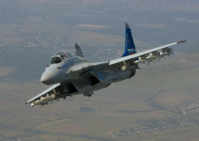Flight tests phase of pre production MiG 35 fighter jets to start before year end 640 001
