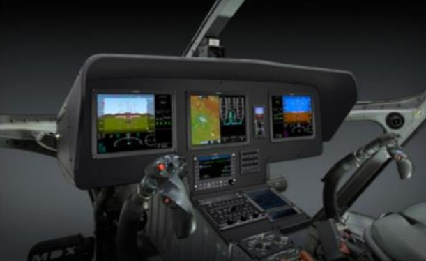 MD Helicopters successfully test flies MD 902 helicopter with upgraded flight deck 640 001
