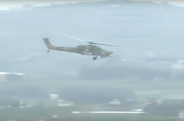 Russia deployed Mi 28N and Ka 52 attack helicopters in Syria 640 001
