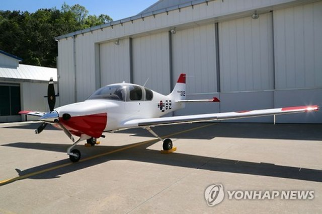 South Korea s pilots about to start training with KT 100 basic trainer 640